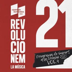Album Revolucionem la Música (Programa de suport a la creació 2021) from Vários Artistas