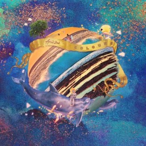 Album Colours from 에이프릴 세컨드