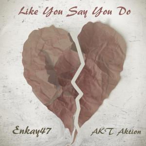 Album Like You Say You Do (Explicit) from Akt Aktion