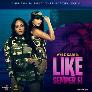 Album Like Semper Fi (Explicit) from Vybz Kartel