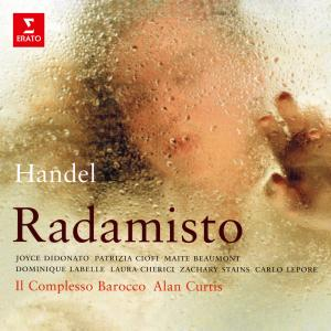Album Handel: Radamisto, HWV 12a from Alan Curtis