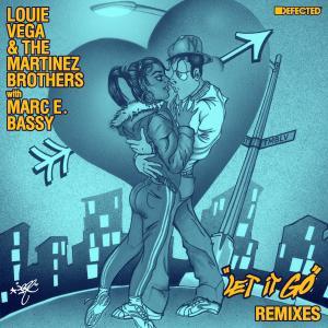 Album Let It Go (with Marc E. Bassy) (Remixes) from Louie Vega