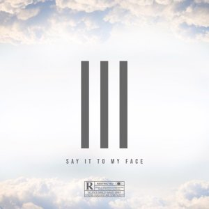 Album Say It To My Face from Zaybo