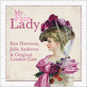 Album My Fair Lady from Rex Harrison