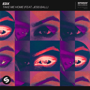 Album Take Me Home (feat. Jess Ball) from EDX