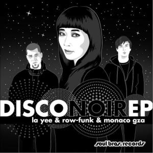 Album Disco Noir EP from Player