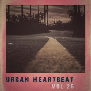 Album Urban Heartbeat,Vol.26 from Various Artists