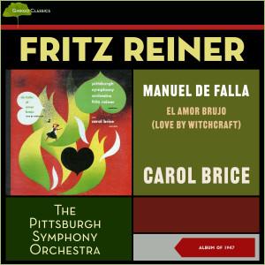 Album Manuel De Fall: El Amor Brujo (Love by Witchcraft) (Album of 1947) from Carol Brice