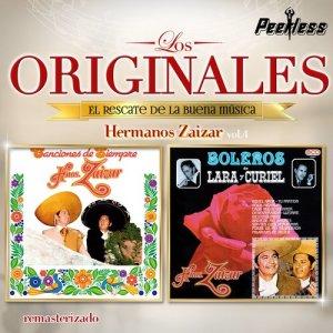 Album Los Originales Vol. 4 from Hermanos Zaizar
