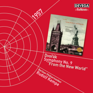 "Album Dvořák: Symphony No. 9, Op. 95 ""From the New World"" from Rudolf Kempe"