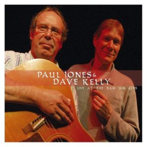 Album Live at the Ram Jam Club from Paul Jones