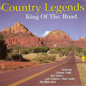 Album Country Legends from Various Artists