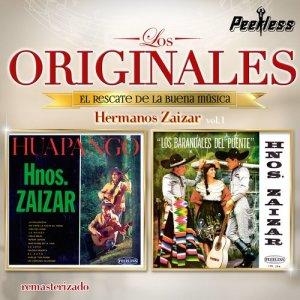 Album Los Originales Vol. 1 from Hermanos Zaizar