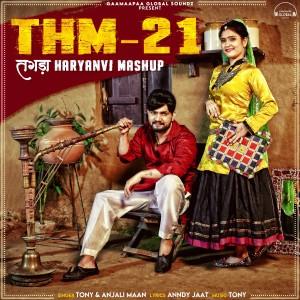 Album Tagda Haryanvi Mashup 21 from Tony