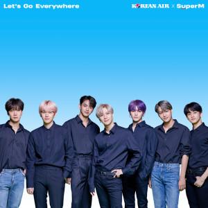 Album Let's Go Everywhere - Korean Air X SuperM from SuperM