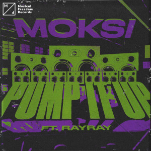 Album Pump It Up (feat. RayRay) from Moksi