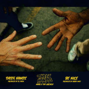 Album Thees Handz (Clean) from Murs