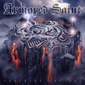 Album End of the Attention Span from Armored Saint