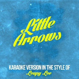 Karaoke - Ameritz的專輯Little Arrows (In the Style of Leapy Lee) [Karaoke Version] - Single