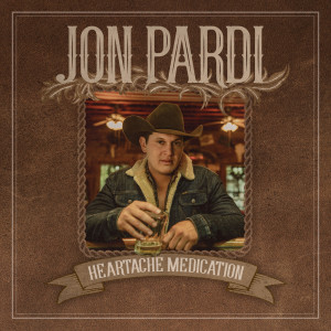 Album Tequila Little Time from Jon Pardi