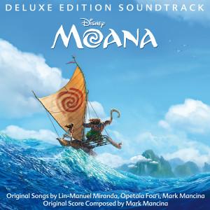 Moana 2016 Various Artists