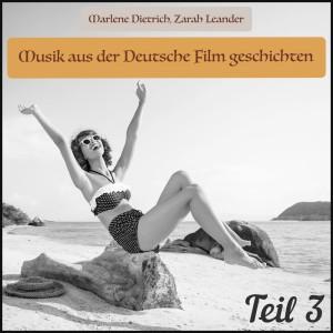 Album Musik aus der deutsche Film geschichten 3 from Marlene Dietrich