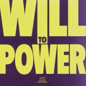 Album Will To Power from Will To Power