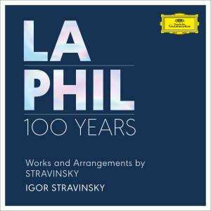 Igor Fyodorovich Stravinsky的專輯Works and Arrangements by Stravinsky