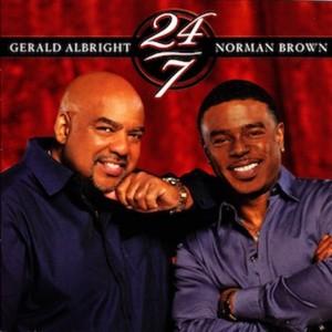 Album 24 7 from Gerald Albright
