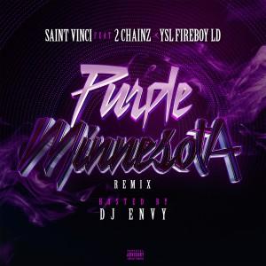 Saint Vinci的專輯Purple Minnesota