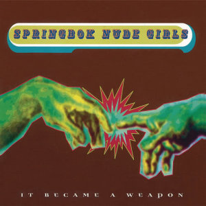 Album It Became a Weapon from Springbok Nude Girls