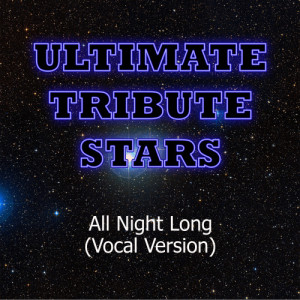 Ultimate Tribute Stars的專輯LMFAO - All Night Long (Vocal Version)
