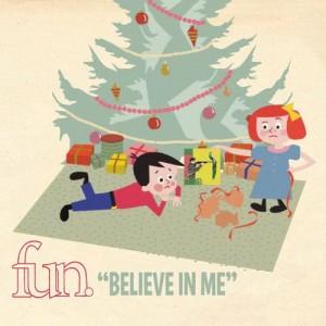 Album Believe In Me from Fun.