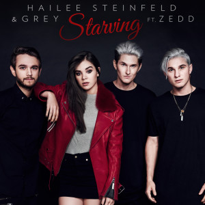 Listen to Starving song with lyrics from Hailee Steinfeld