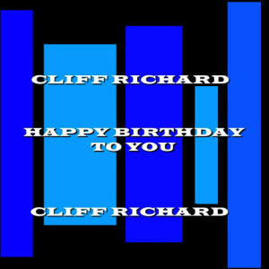 Cliff Richard的專輯Happy Birthday To You