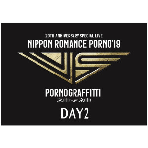 "色情塗鴉的專輯""NIPPON Romance Porno '19-kami vs kami-"" Day2 Live"