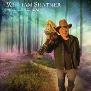 William Shatner的專輯The Blues