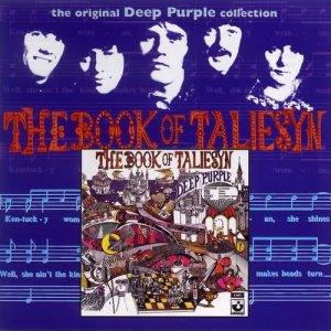 Album The Book of Taliesyn from Deep Purple