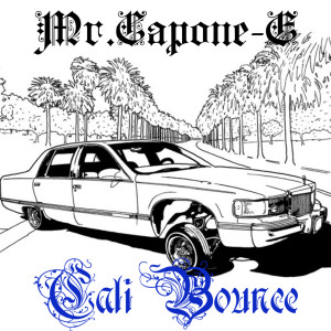 Album Cali Bounce (Instrumental) from Mr. Capone-E