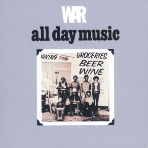 Album All Day Music from War