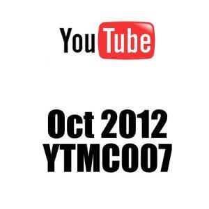 Album Youtube Music - One Media - Oct 2012 - Ytmc007 from YouTube Music Various