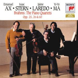 馬友友的專輯Brahms: Piano Quartets ((Remastered))