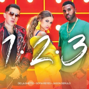 Sofia Reyes的專輯1, 2, 3 (feat. Jason Derulo & De La Ghetto)