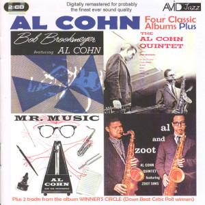 收聽Al Cohn的Two Funky People (Remastered)歌詞歌曲
