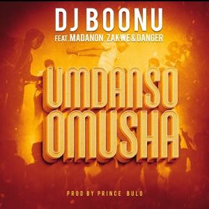 Album Umdanso Omusha from DJ Boonu