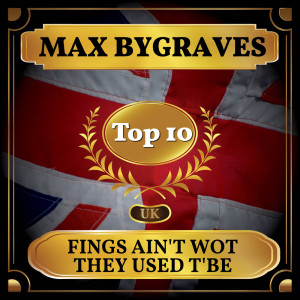 Album Fings Ain't Wot They Used T'Be from Max Bygraves