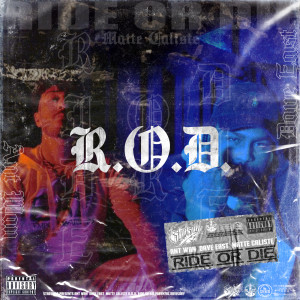 Album R.O.D from Ant Wan