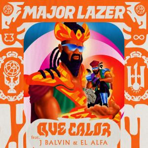 Album Que Calor from Major Lazer