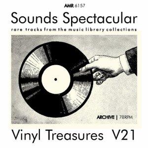 Album Sounds Spectacular: Vinyl Treasures, Volume 21 from London Studio Orchestra