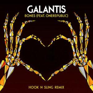 Listen to Bones (feat. OneRepublic) [Hook N Sling Remix] (Hook N Sling Remix) song with lyrics from Galantis